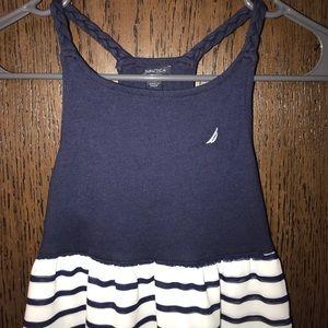 Girls Nautical dress